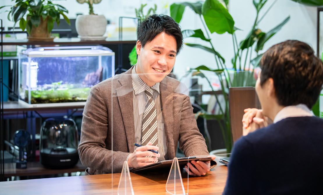 不動産マーケティング福岡株式会社の外観