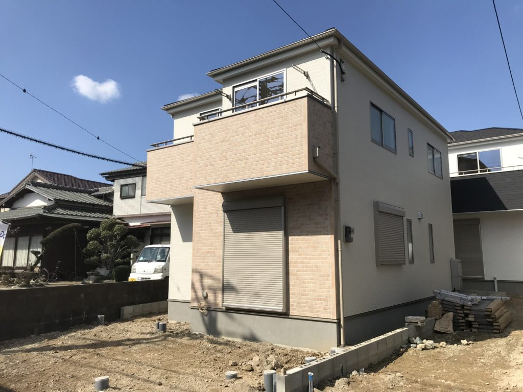 【成約】南区柳瀬1丁目 新築戸建て☆
