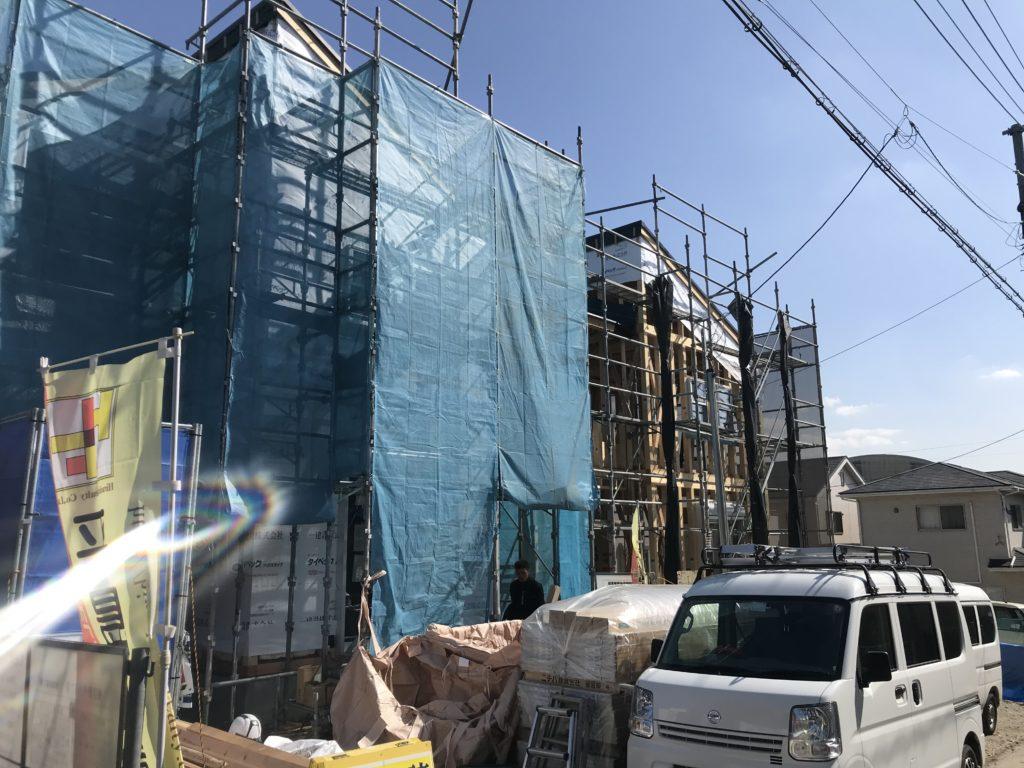 【成約】南区野多目5丁目 新築戸建て☆