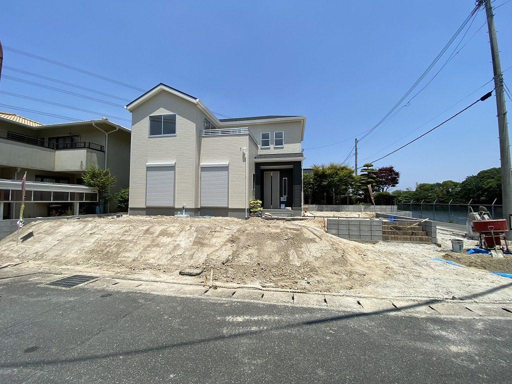 【成約】南区桧原6-30-7 新築戸建て☆