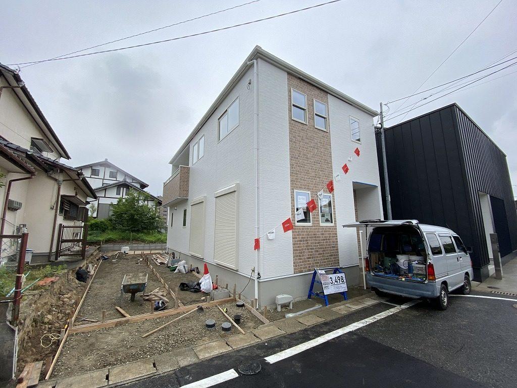 【成約】春日市大谷2-101 新築戸建て☆