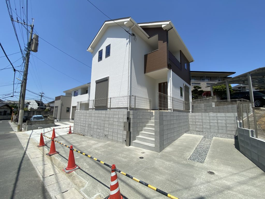 【成約】春日市弥生3丁目 新築戸建て☆