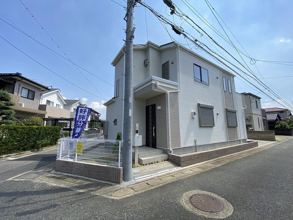 【成約】福岡市博多区麦野1-6-16 新築戸建て☆