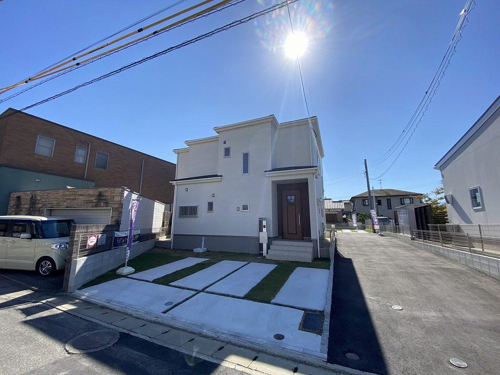 【成約】南区向新町2-23-9 新築戸建て☆