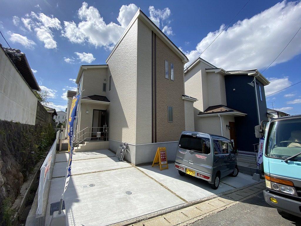 【成約】中央区笹丘3-10-21 新築戸建て☆