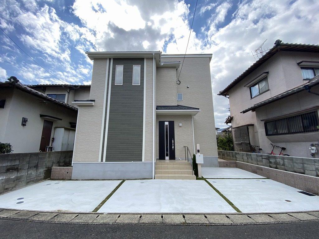 【成約】南区桧原2-55-2 新築戸建て