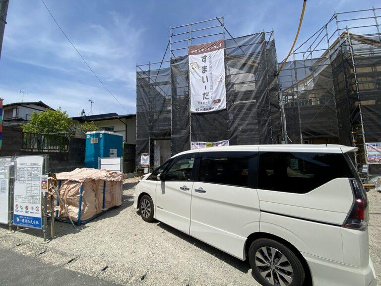 【新着】大野城市平野台4-1-22 新築戸建て☆