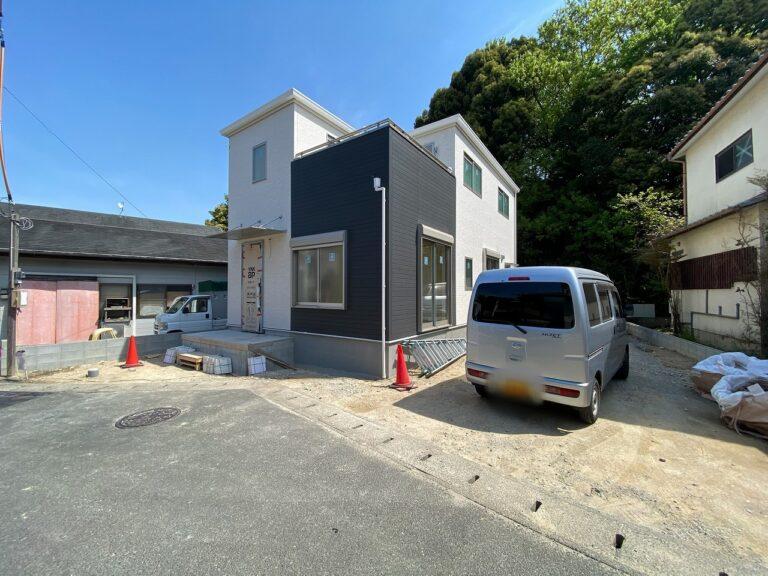 【成約】大野城市牛頸2-12-2 新築戸建て☆
