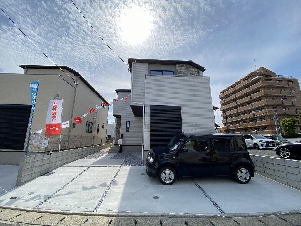 【新着】南区西長住2-27 新築戸建て☆