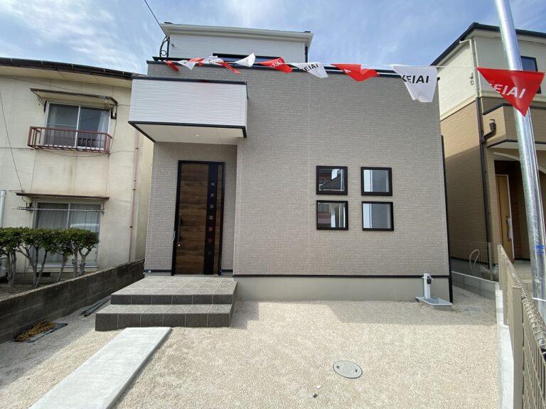 【新着】南区桧原2-6-13 新築戸建て☆