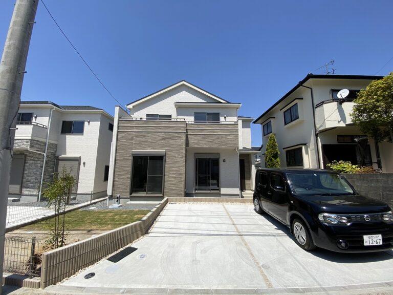 【成約】南区老司3丁目35-24 新築戸建て☆
