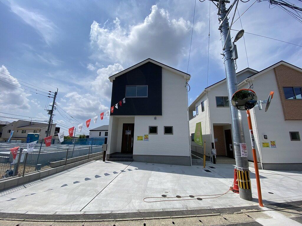 【成約】南区南大橋2-30‐15 新築戸建て☆