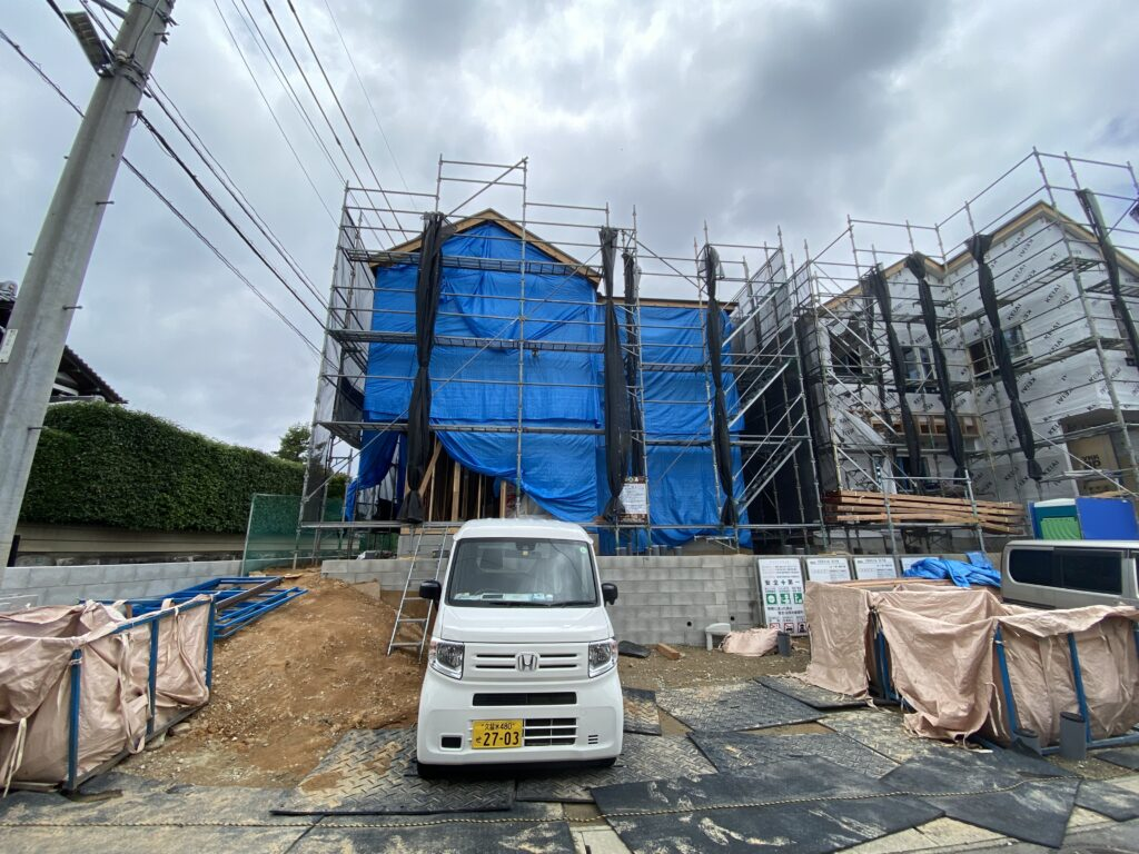 【新着】 大野城市大城1-16-12 新築戸建て☆
