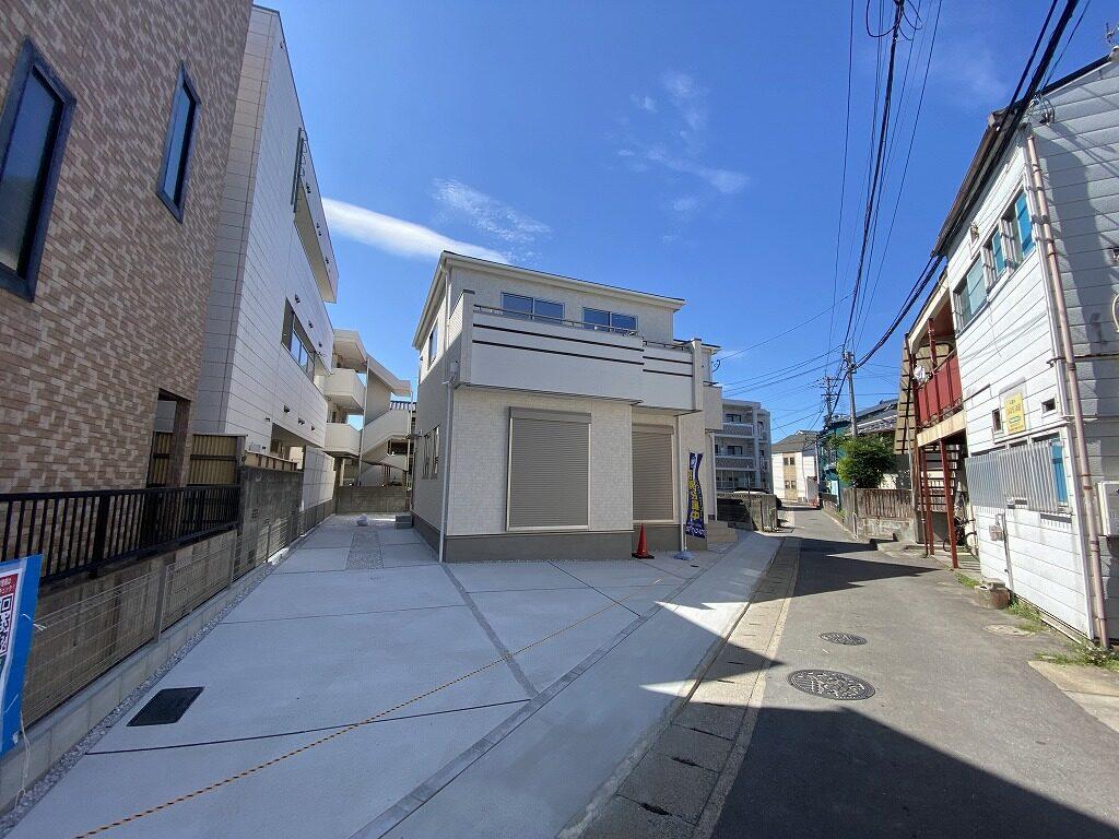 【成約】博多区諸岡4-560 新築戸建て☆