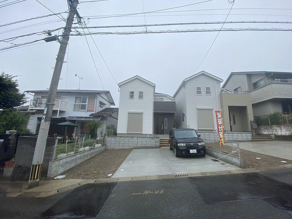 【成約】南区長住7-24-24 新築戸建て☆