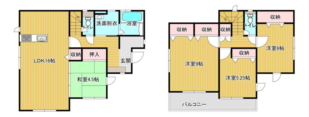 【成約】南区屋形原4-6-13 新築戸建て☆