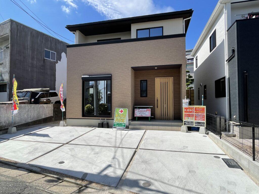 【新着】城南区松山2-39-8 新築戸建て☆