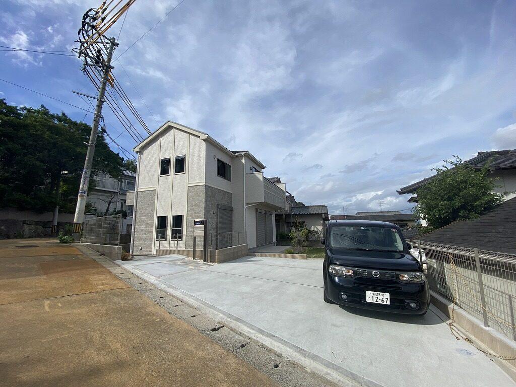 【成約】南区大平寺2-16-15 新築戸建て☆