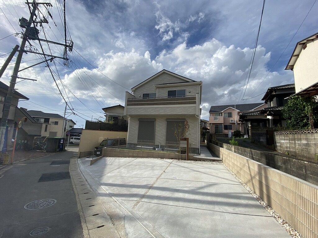 【成約】南区日佐3-28-20 新築戸建て☆