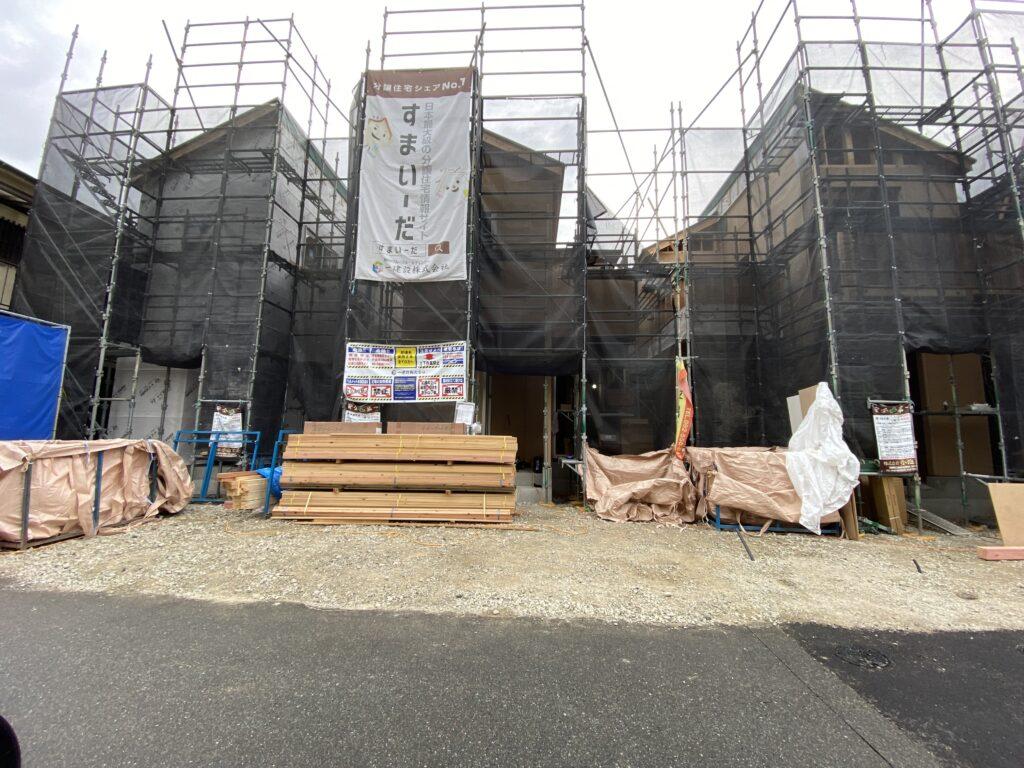 【成約】春日市桜ケ丘2-60 新築戸建て☆