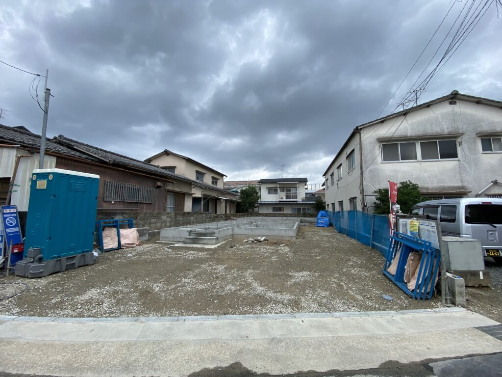 【新着】南区花畑2-17-15 新築戸建て☆