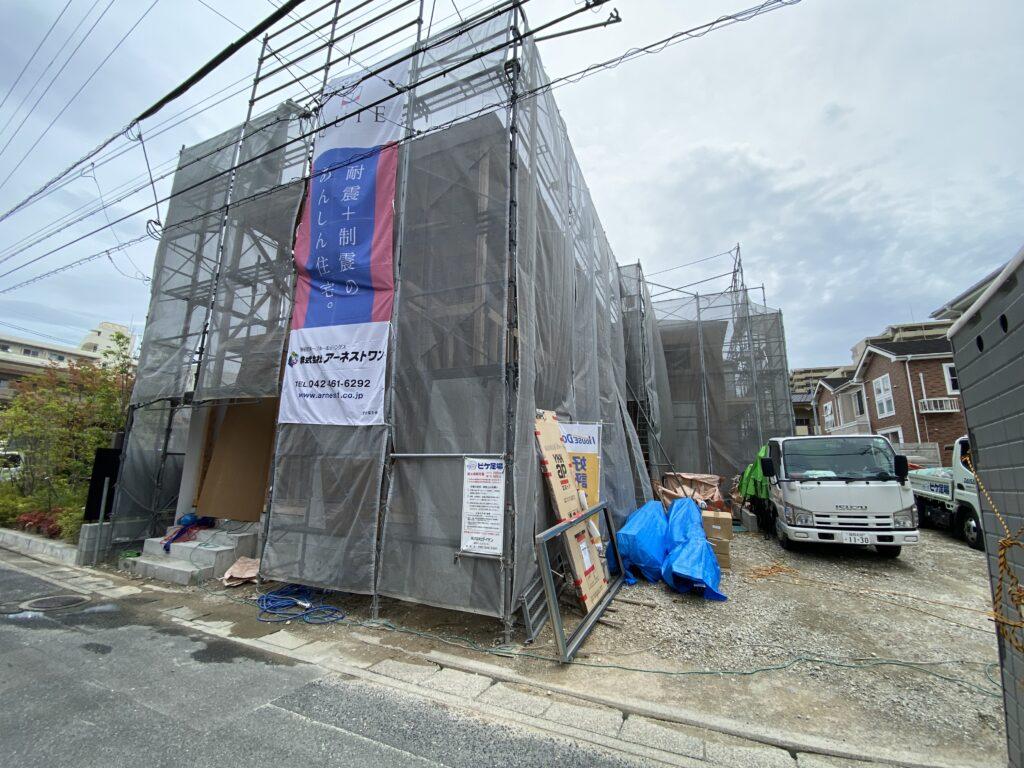 【新着】南区柳瀬2-9-26 新築戸建て☆