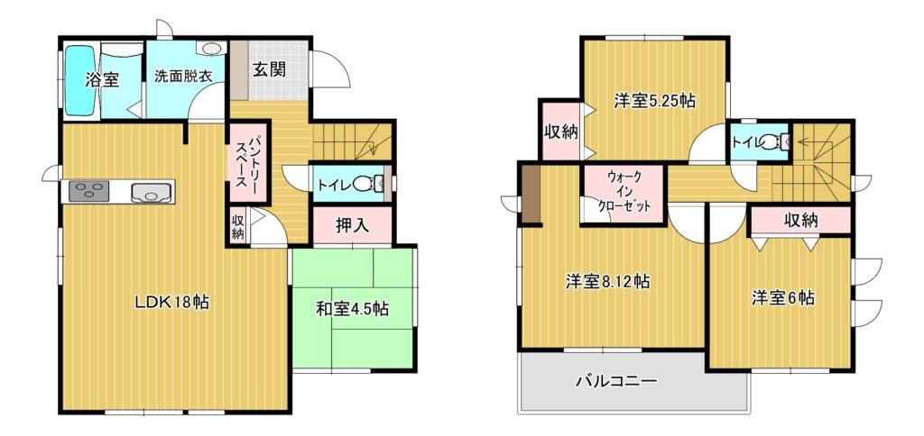 【新着】南区長住2-11-22 新築戸建て☆