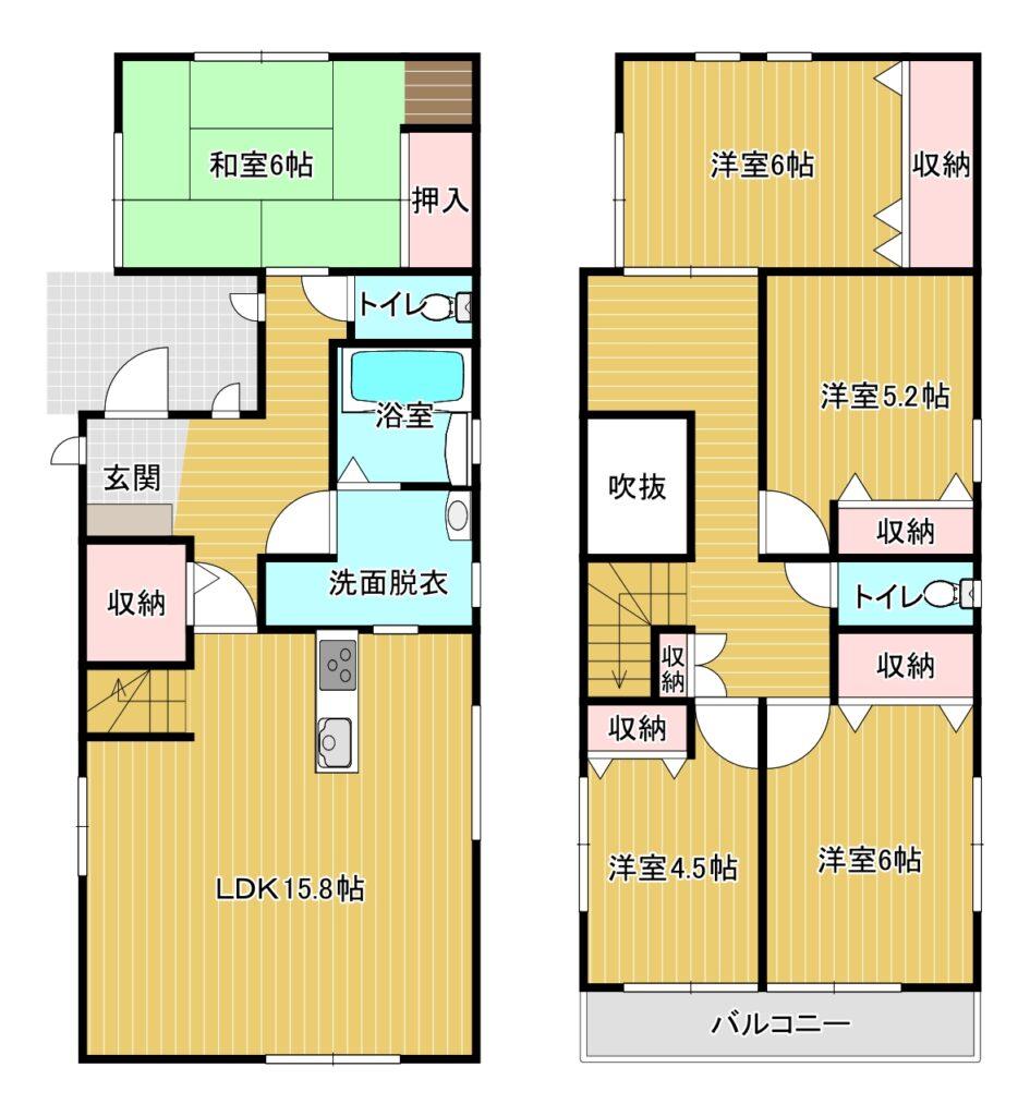 【新着】春日市惣利4-115 新築戸建て☆