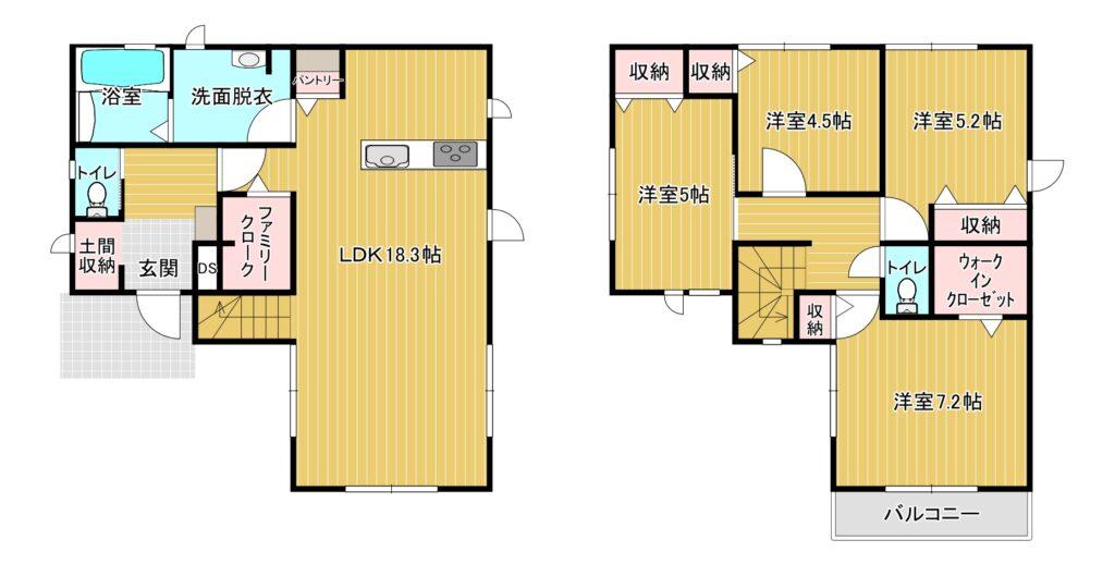 【新着】南区屋形原4-24-29 新築戸建て☆
