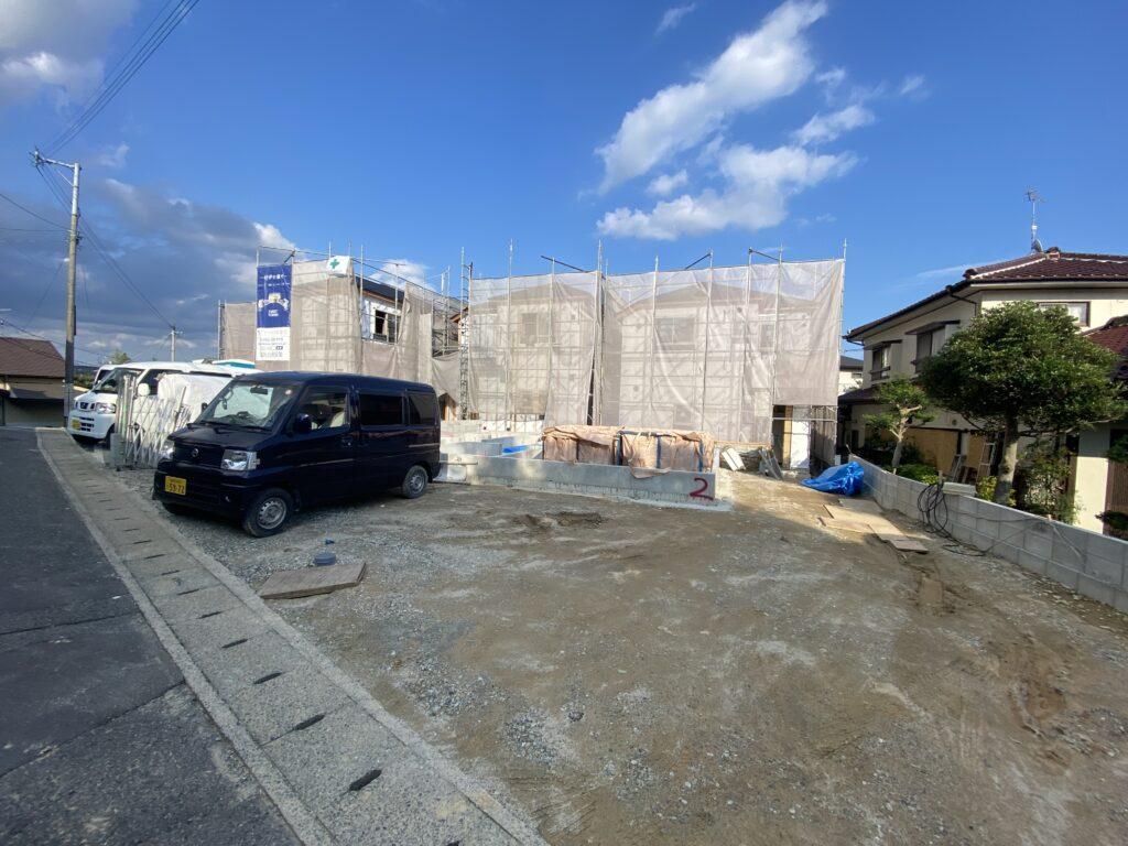 【新着】南区若久5-18-23 新築戸建て☆
