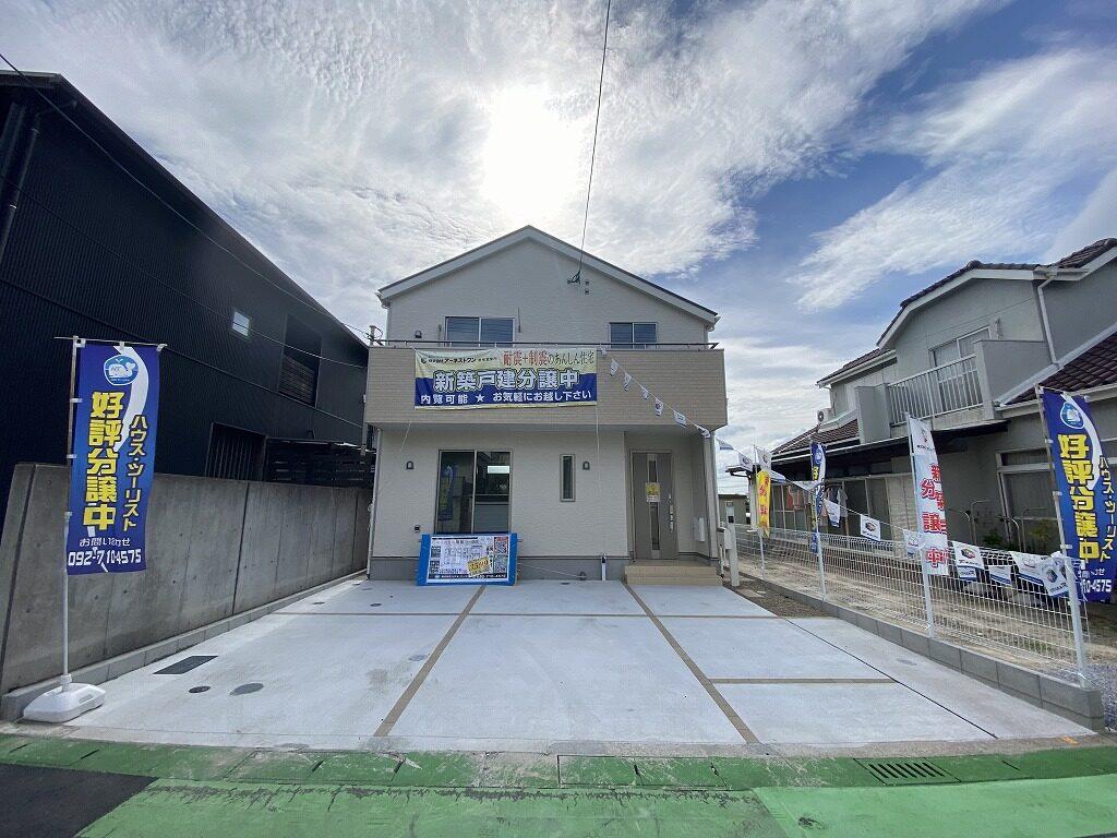 【新着】南区長住7-19-1 新築戸建て☆