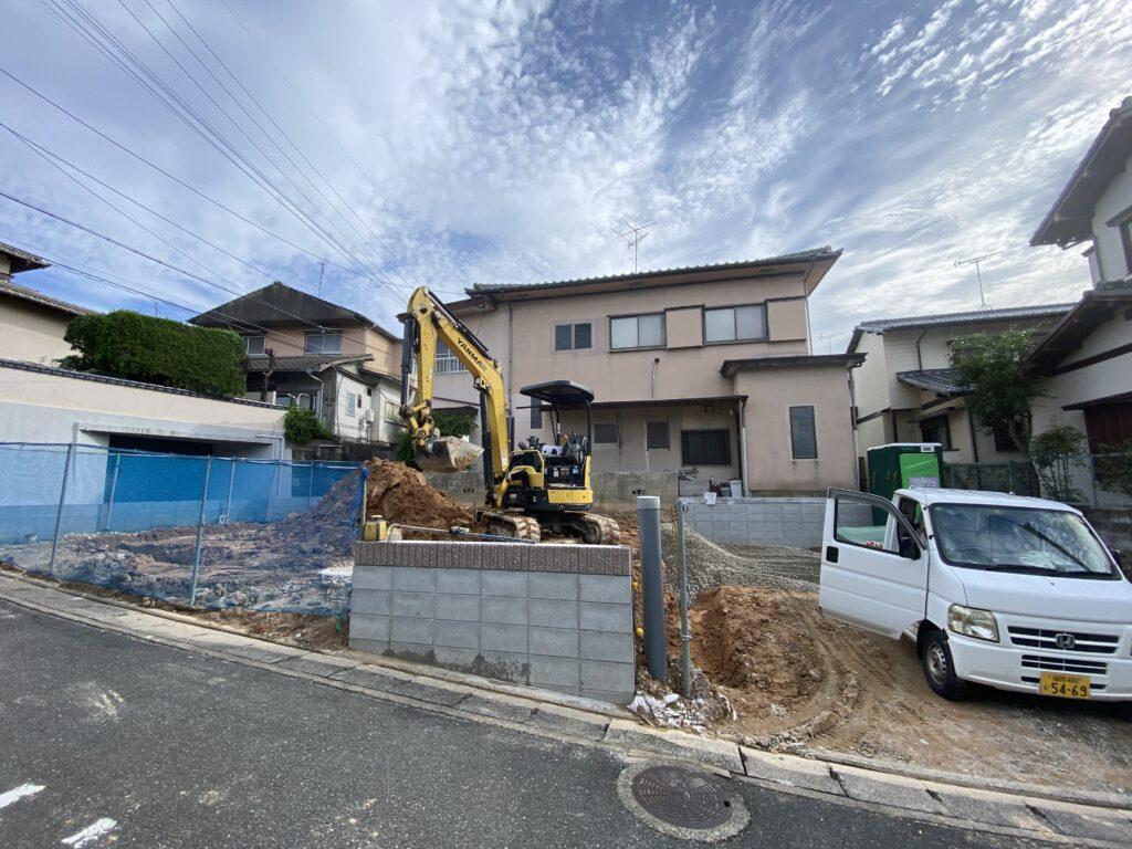 【新着】南区皿山1-13-13 新築戸建て☆