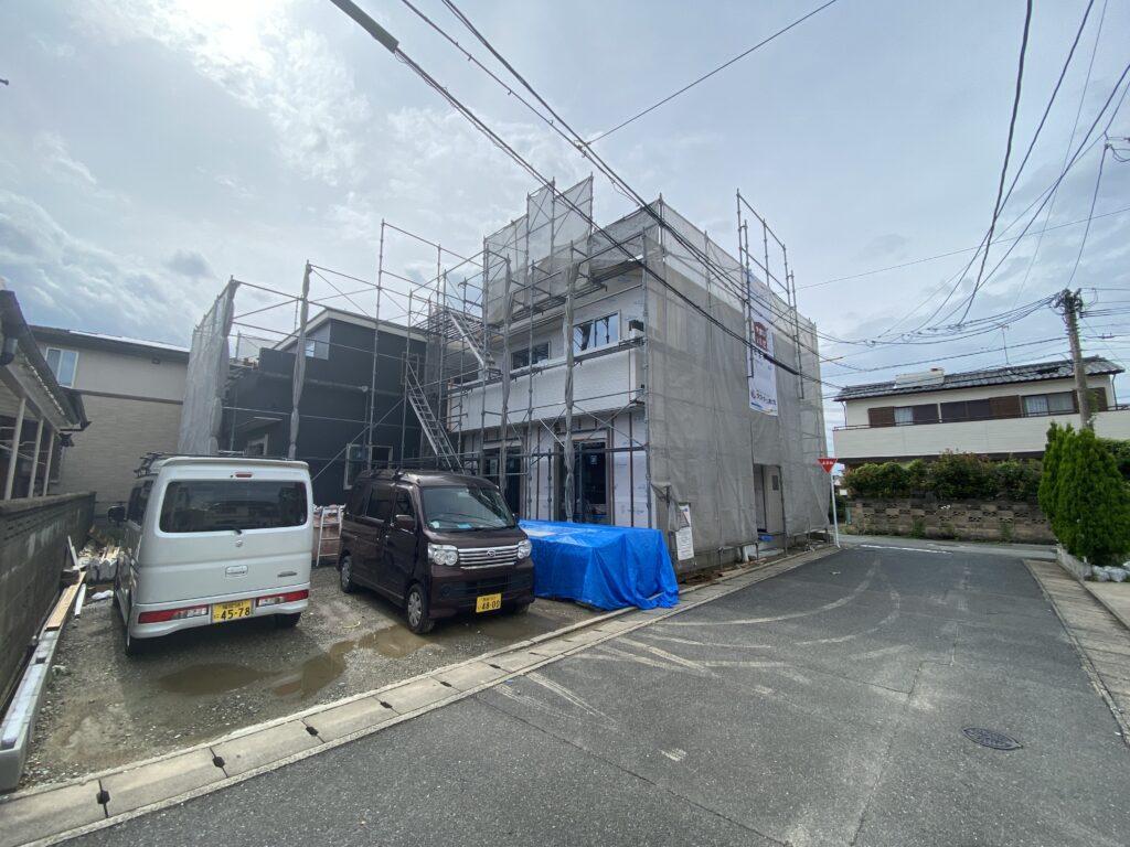 【新着】南区弥永3-4-1 新築戸建て☆